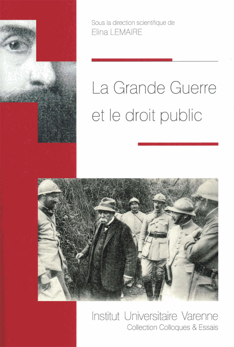 couverture actes grand guerre